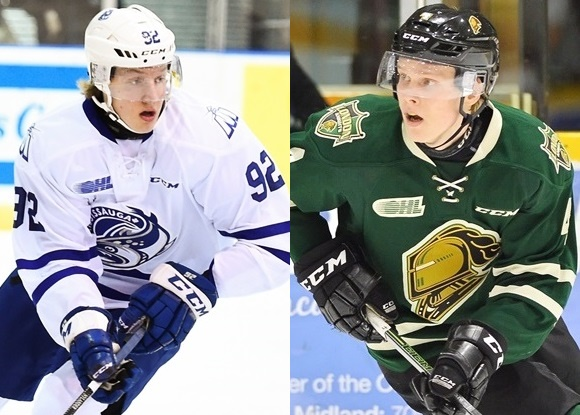 William Nylander - Mississauga Steelheads; Olli Juolevi - London Knights - Prospect Faceoff for 1/14/16