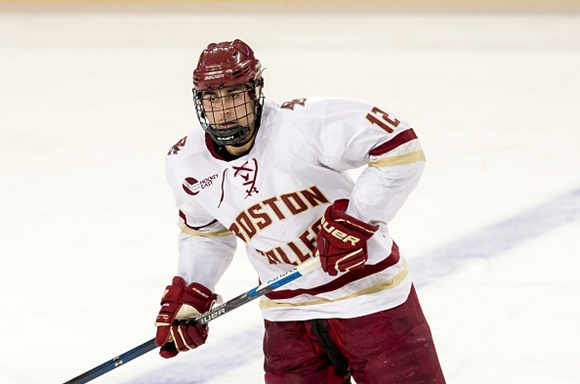 Alex Tuch and role players populate the Top 20 Minnesota Wild prospects