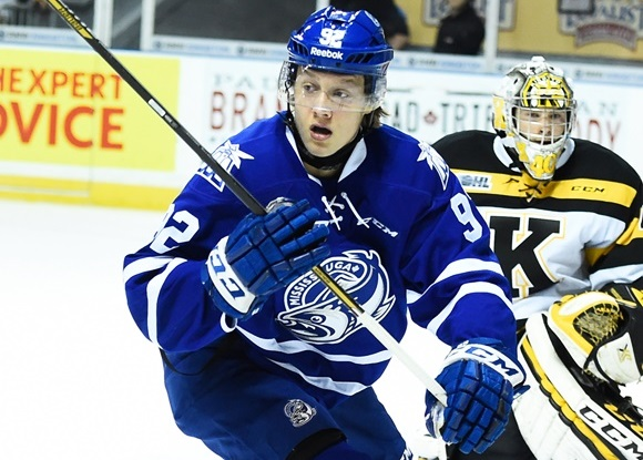 2016 NHL Draft: Development a family affair for Mississauga Steelheads' Nylander