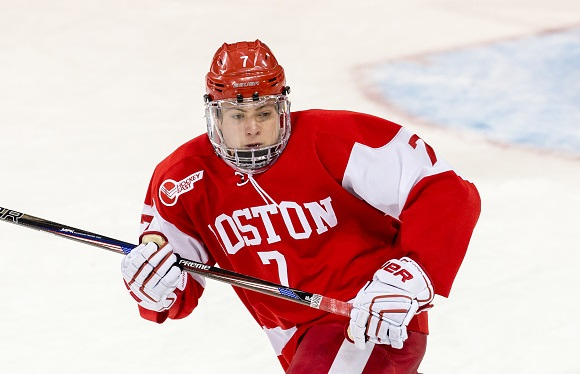 Charlie McAvoy - Boston University