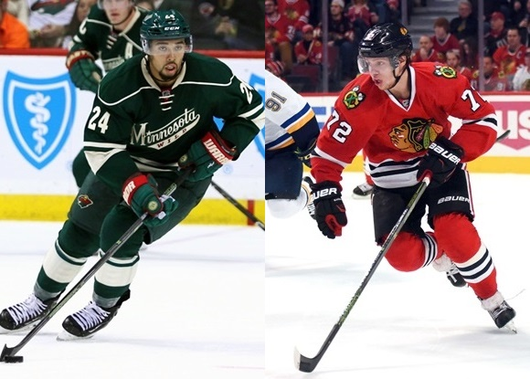 Matt Dumba - Minnesota Wild; Artemi Panarin - Chicago Blackhawks - Prospect Faceoff for 2/19/16