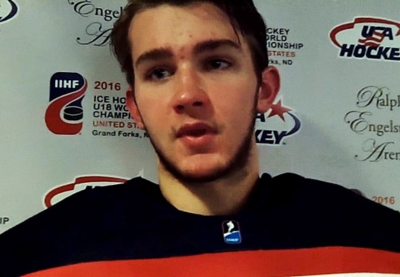 (Video) 2016 U18 World Championship: USA to play for bronze after loss to Finland