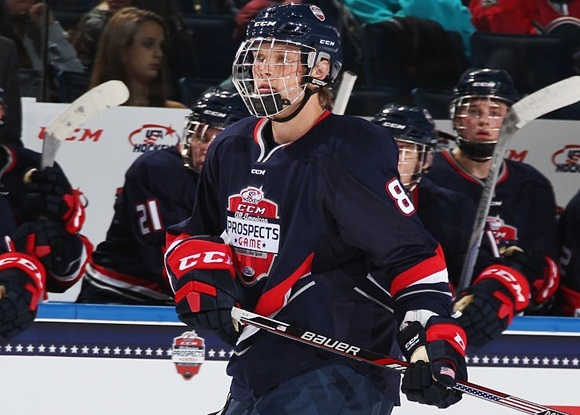 Ryan Lindgren - Team Plante - 2015 CCM All-American Prospects Game