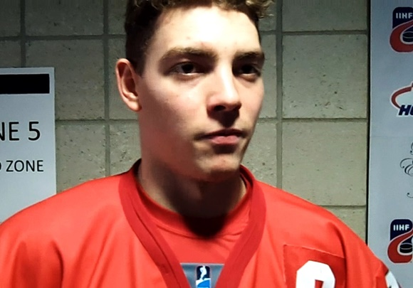 (Video) 2016 U18 World Championship: Jost making his presence felt for Canada
