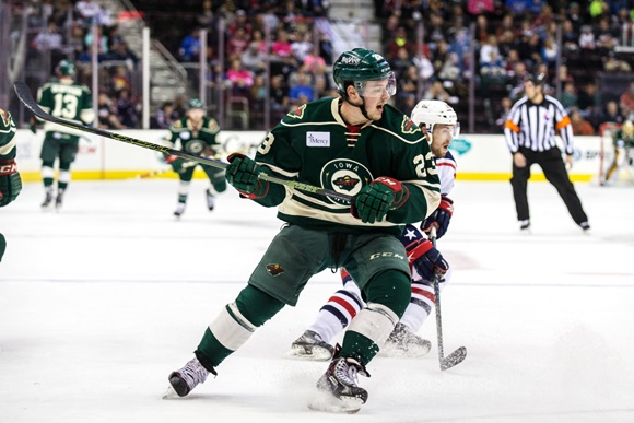 Minnesota Wild Prospect Awards highlight need for more forward depth