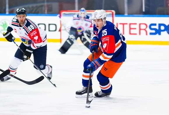 Henrik Haapala - Tappara Tampere - Champions Hockey League