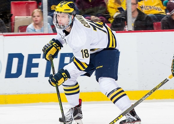 Hockey's Future 2016 NHL Prospect of the Year: Connor's strong NCAA season a springboard to NHL career