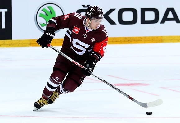 Martin Reway - Sparta Prague - Champions Hockey League