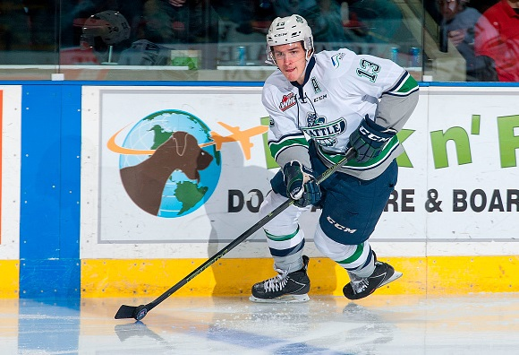 Mathew Barzal - Seattle Thunderbird