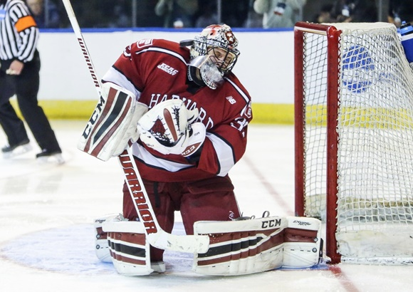 Goaltenders highlight Philadelphia Flyers NCAA and European prospects