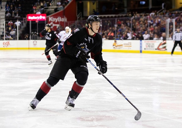 Zach Werenski - Lake Erie Monsters