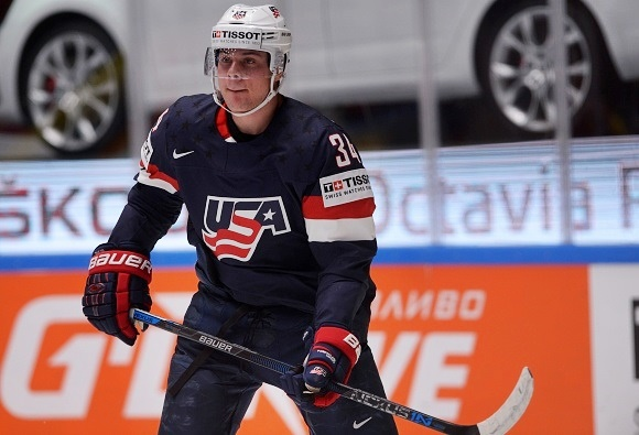 Auston Matthews - Team USA - 2016 IIHF Ice Hockey World Championship