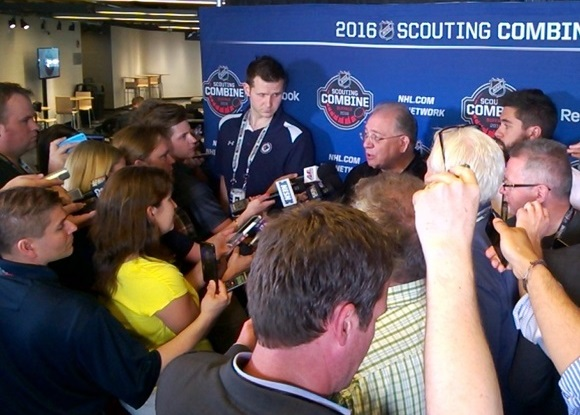 (Podcast) 2016 NHL Combine: CSS head Dan Marr talks about Matthew, Laine, and the 2016 NHL Draft
