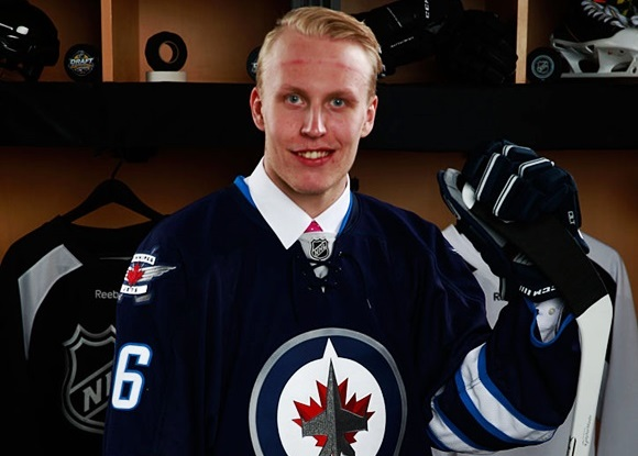 2016 NHL Draft - Patrik Laine - Winnipeg Jets
